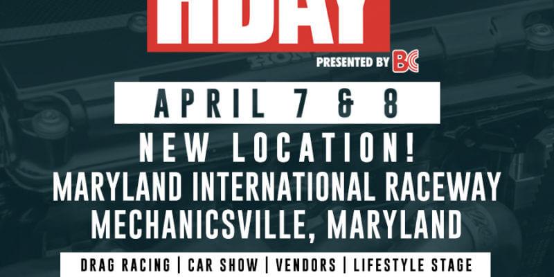 Honda Day At MDIR !