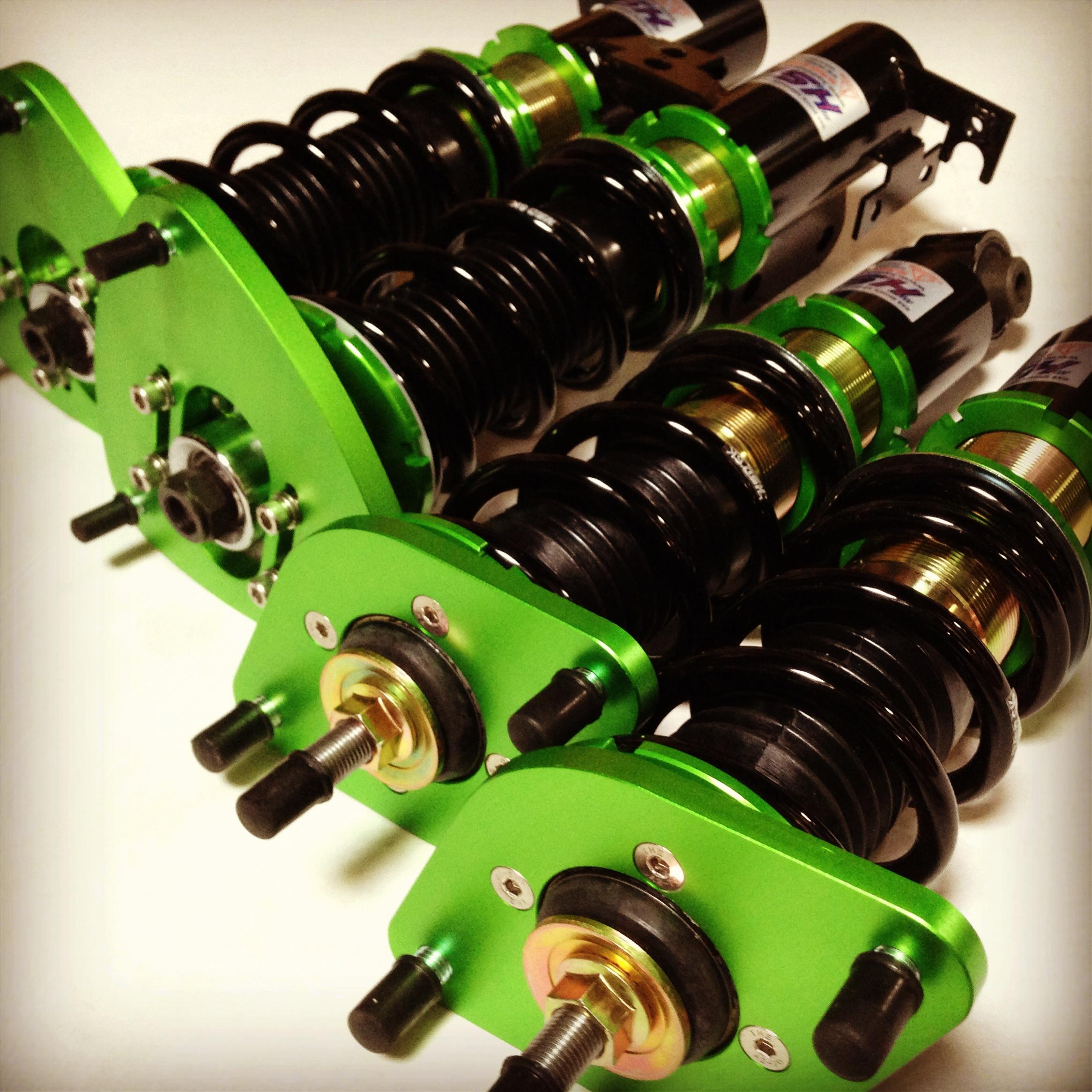 HSD MonoPro Coilover Suspension Kit For FRS/BRZ